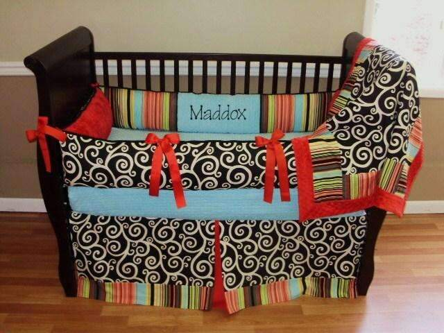 Madeline Crib Bedding