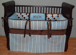 Maxwell Crib Bedding