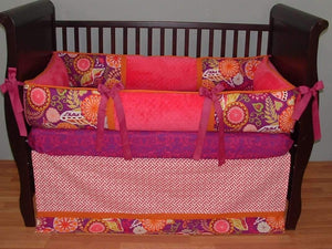 Melina Crib Bedding