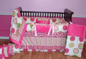 Crib Sheet with pattern fabric~choose any pattern