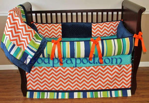 Noah Crib Bedding