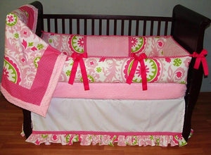 Olivia Crib Bedding