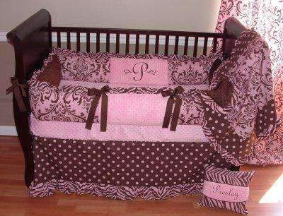 Presleigh Crib Bedding
