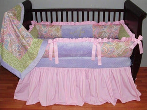 Renee Crib Bedding
