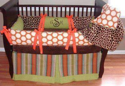 Sahara Crib Bedding~Almost Sold Out