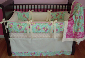 Serene Crib Bedding