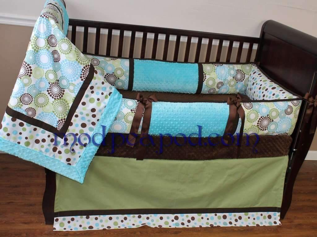 Shamus Crib Bedding