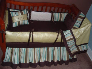 Spa Crib Bedding