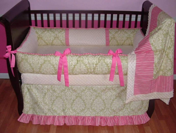 Stella Crib Bedding