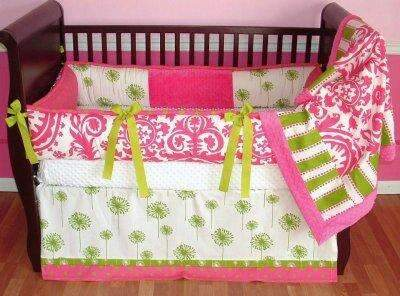 Suzann Crib Bedding
