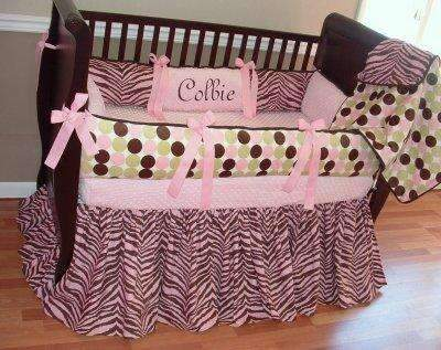 Talia Crib Bedding