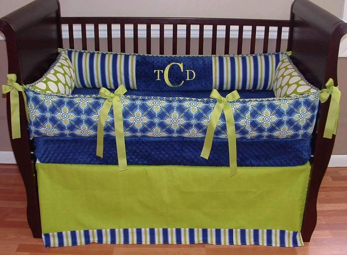 Tanner Crib Bedding