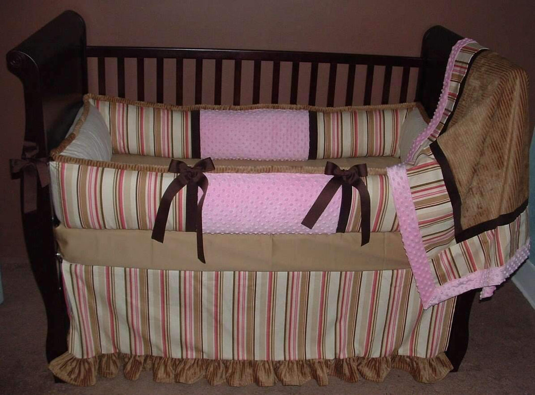 Taylor Crib Bedding
