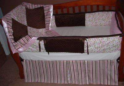 Taylor's Crib Bedding