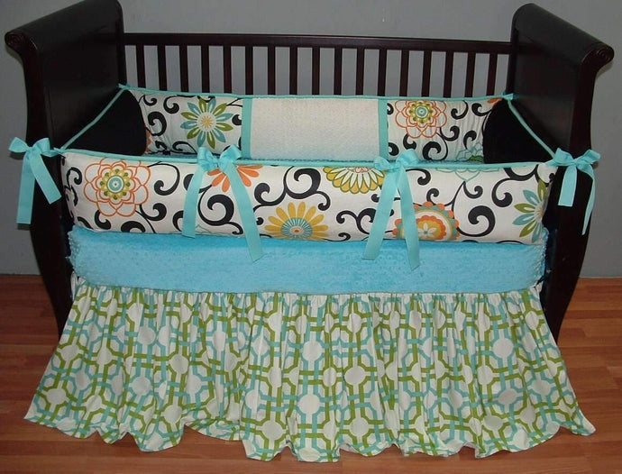 Teagan Crib Bedding