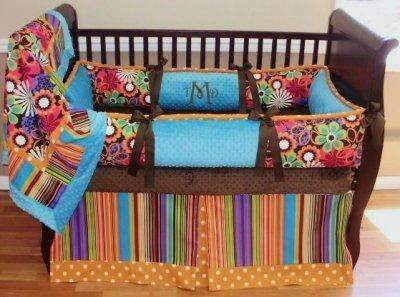 Terin Crib Bedding