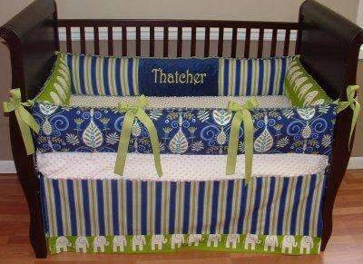 Thatcher Baby Bedding