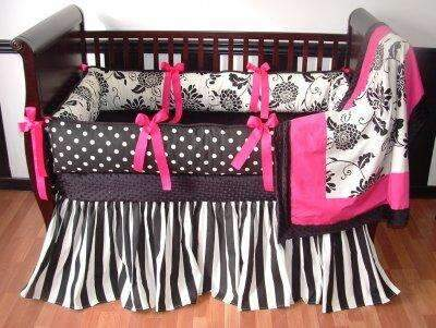 Tia Baby Bedding