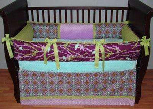 Tiffany Crib Bedding