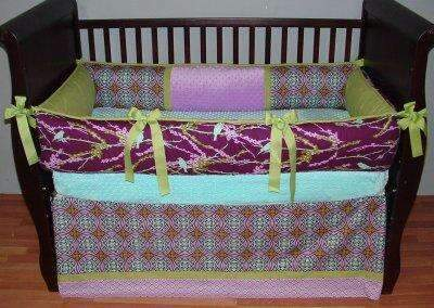 Tiffany Baby Bedding