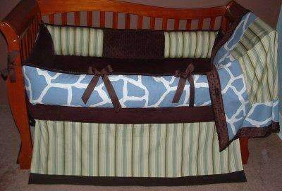 Tristan Crib Bedding