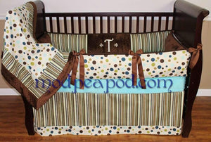 Turner Crib Bedding~Limited Availability