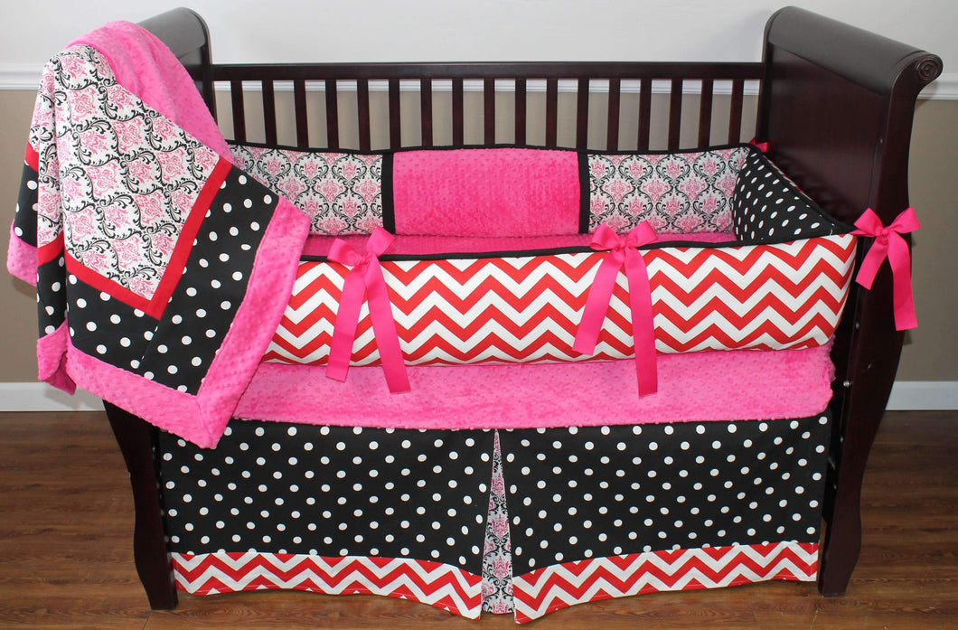 Valentine Crib Bedding