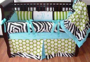 Wild Crib Bedding