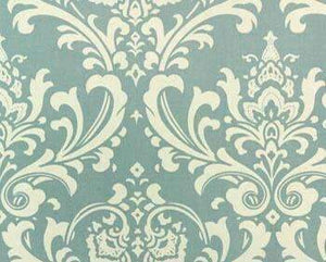 Blaine Blue Damask