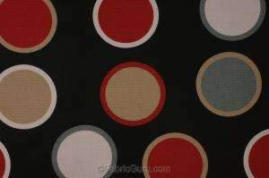 Twister Black & Red