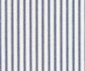 Vintage Baseball Stripe Blue