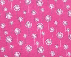 Candy Pink Dandelion