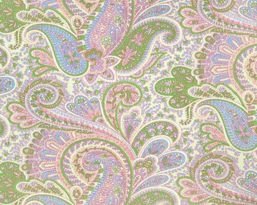 Girly Paisley