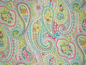 Splash Paisley