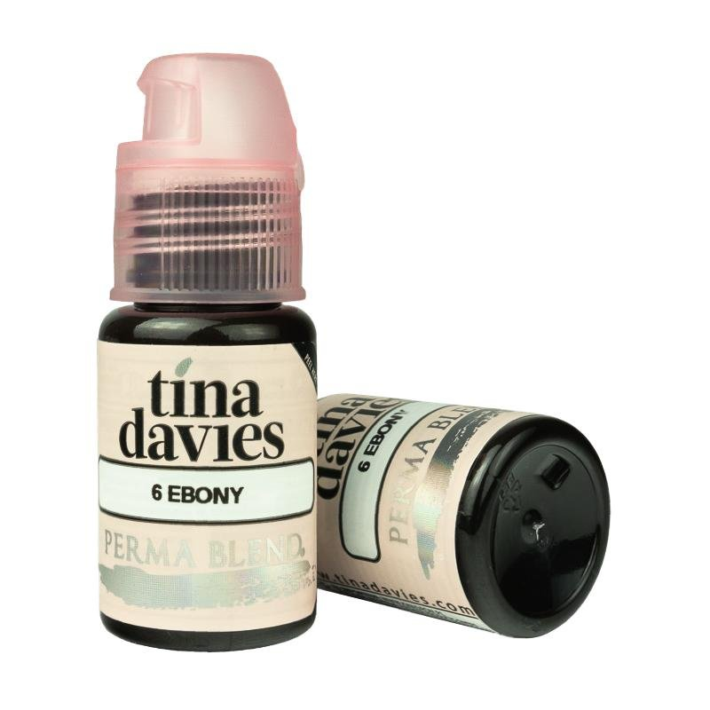 Perma Blend Pigment - Tina Davies Collection - Ebony - HYVE Beauty