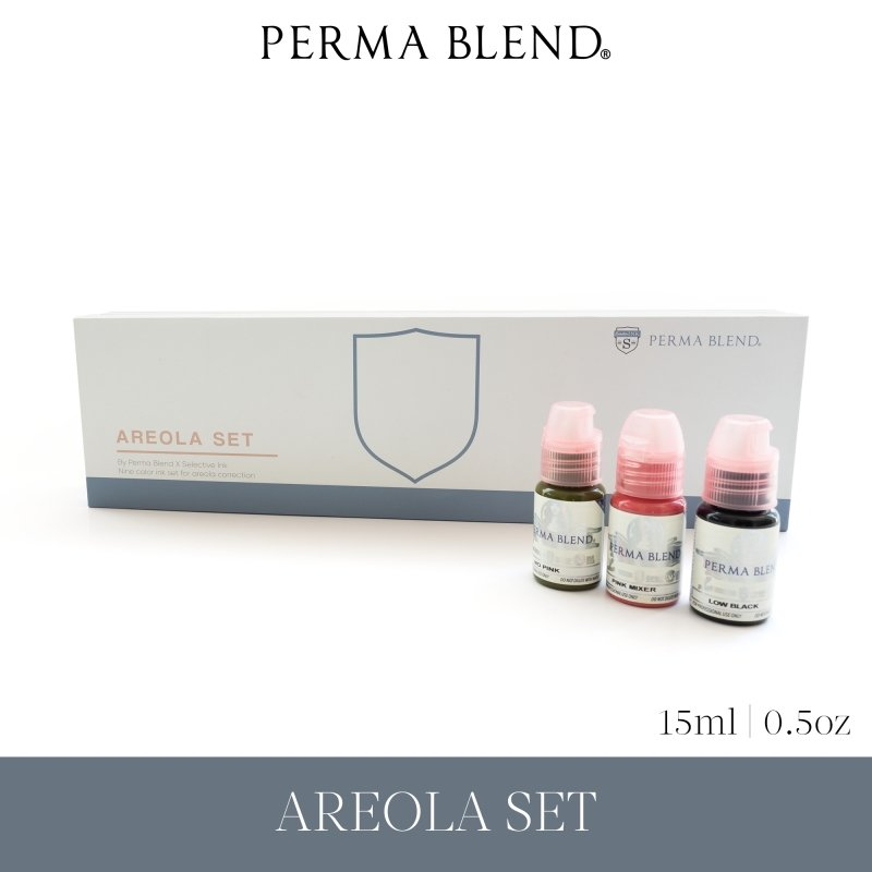 Perma Blend x Mandy Sauler - Areola Collection - HYVE Beauty