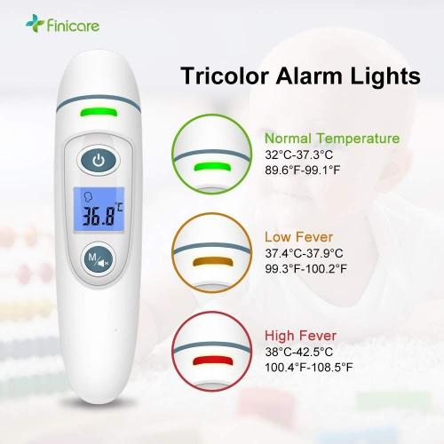 Touchless Infrared Thermometer - HYVE Beauty