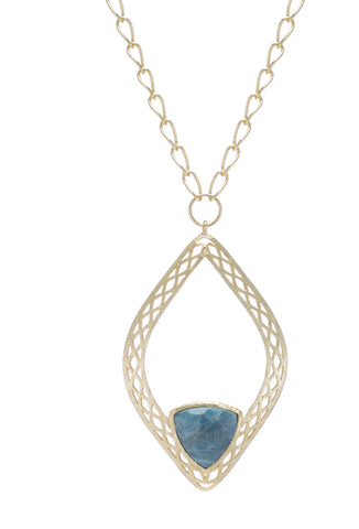Darlena Necklace – Apatite