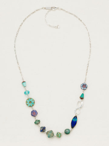 Sky Fandango Necklace