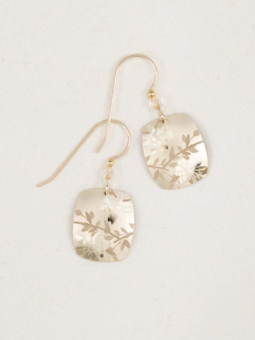 Gold Meadow Earrings