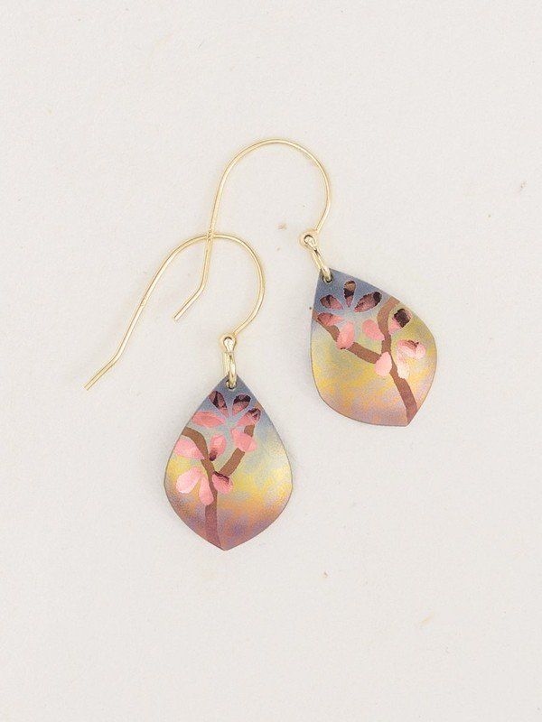 Orchid Blooms Earrings
