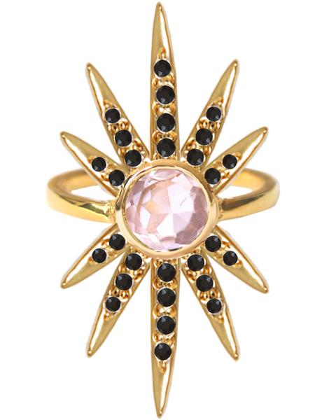 Sunburst Ring