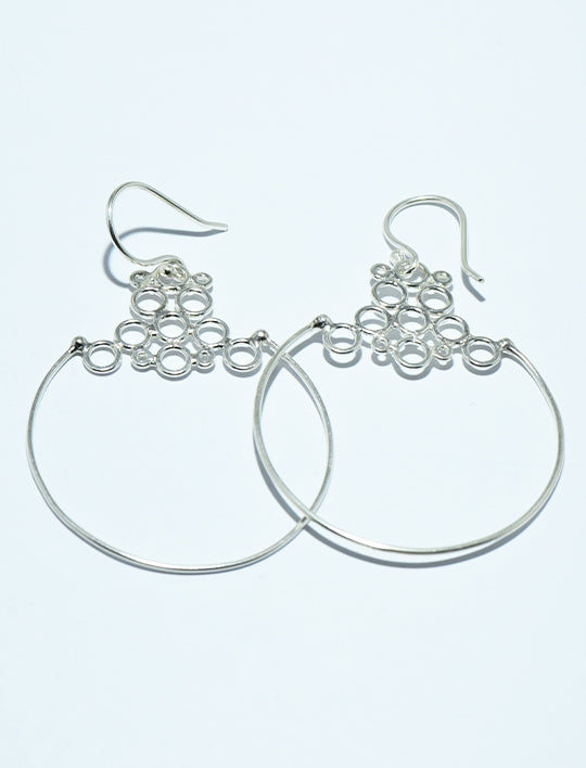 Jump Ring Earrings