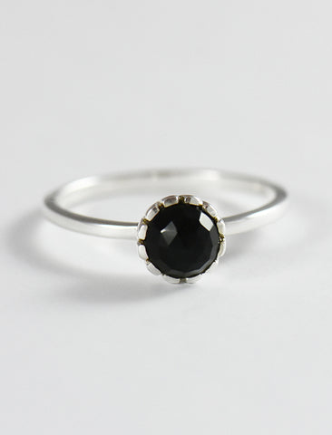 Designed Bezel with Black Onyx