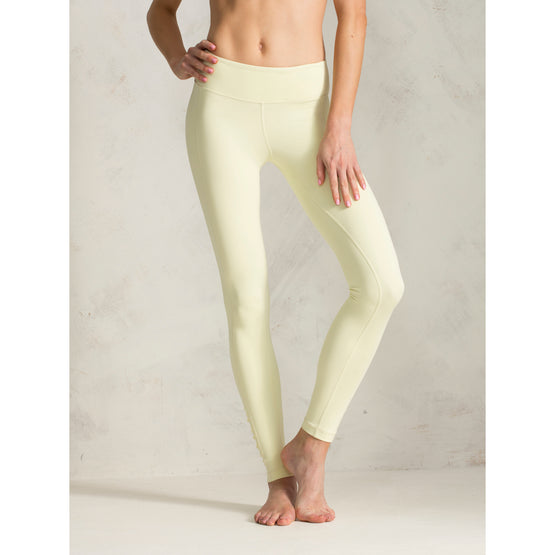 Seam Dream Legging - Diamond Yellow
