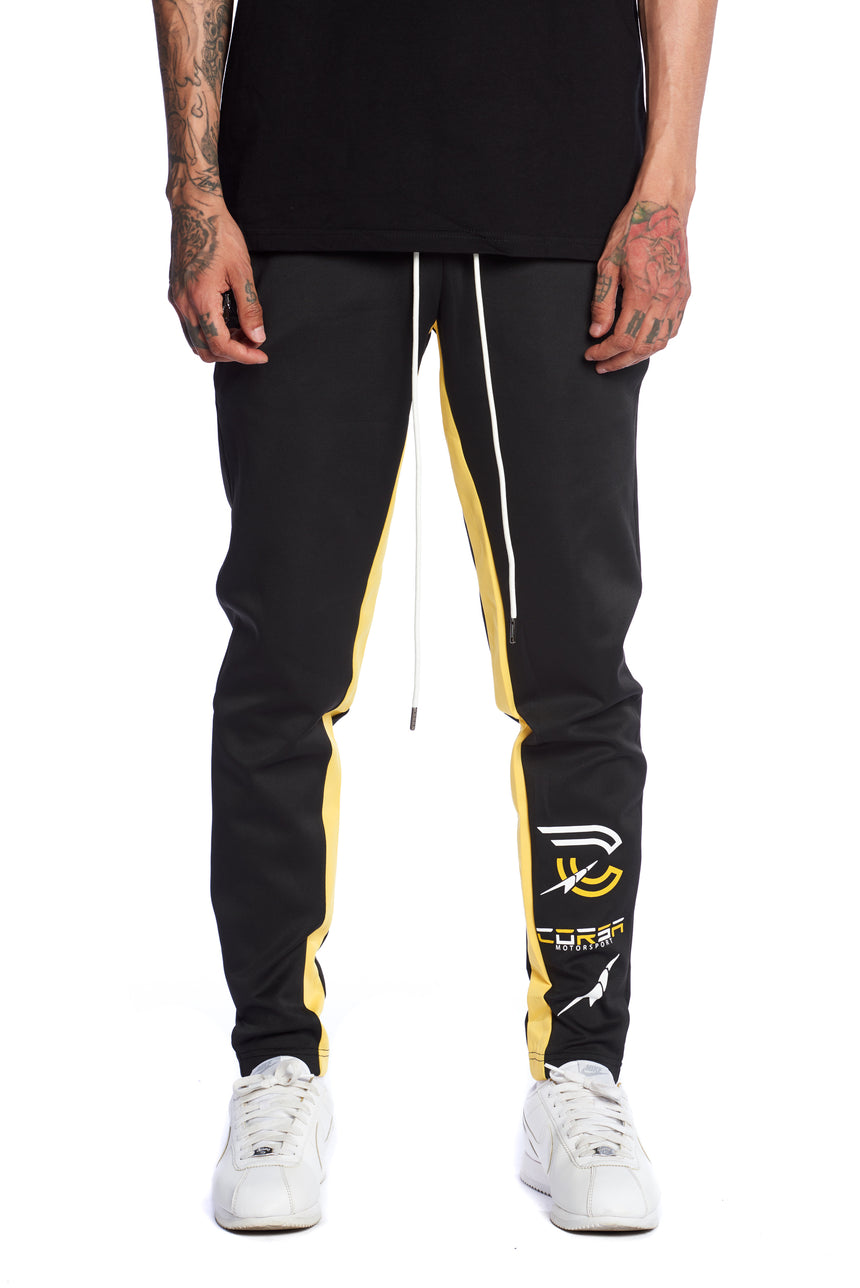 Multi Logo Trackpants