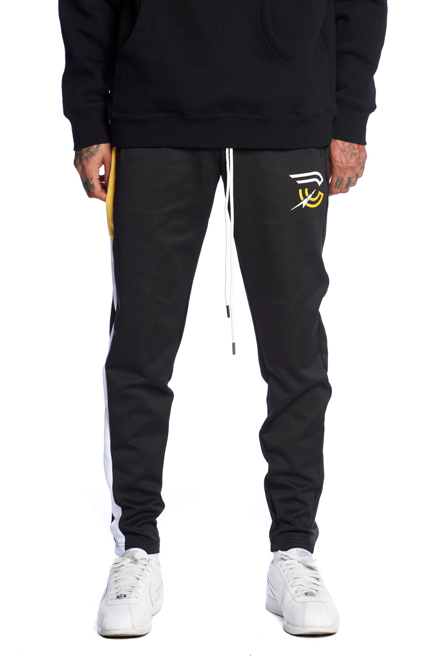 C Stamp Logo Trackpants