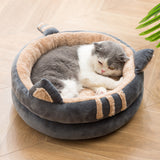 Cave Hooded Cat Bed House