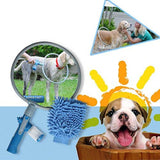360 Degree Pet Shower Kit For Dogs With Cleaning, Washing & Bath Sprayer Tool