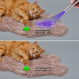 Rechargeable Cat Laser Pointer, 3 in 1 Red Laser Pointer, Interactive Training Tool For Cats & Dogs